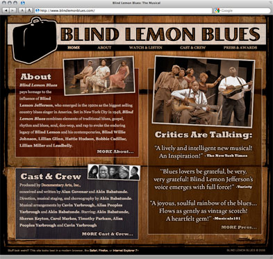 blind lemon site